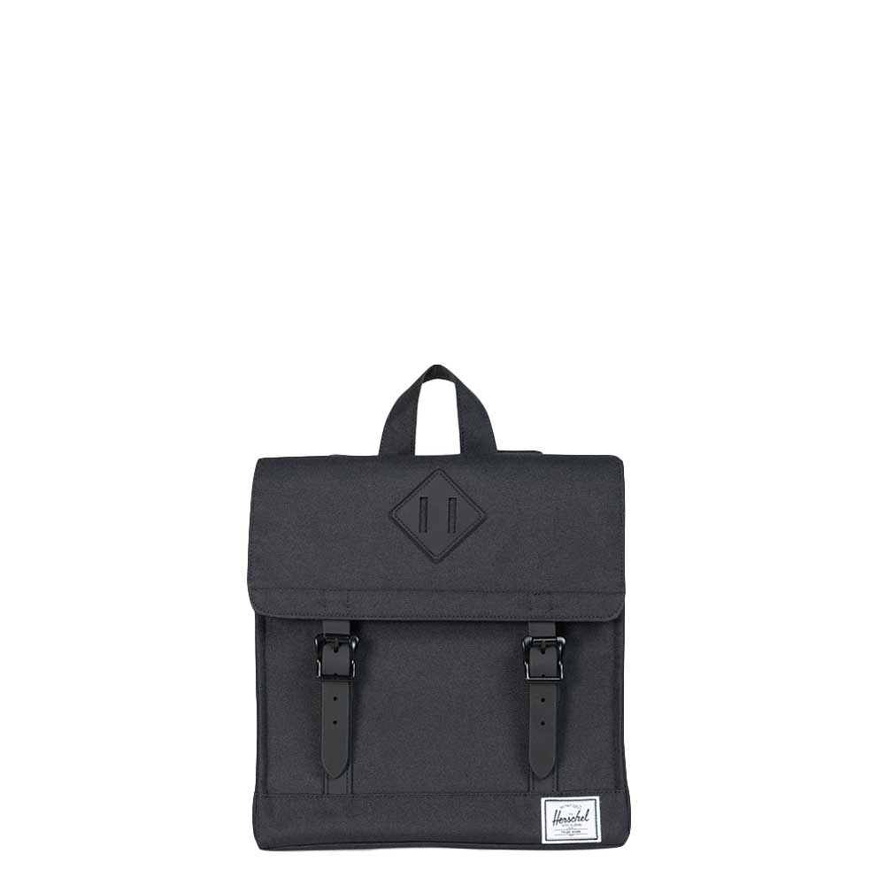 Herschel Supply Co. Survey Kids Rugzak black-black rubber