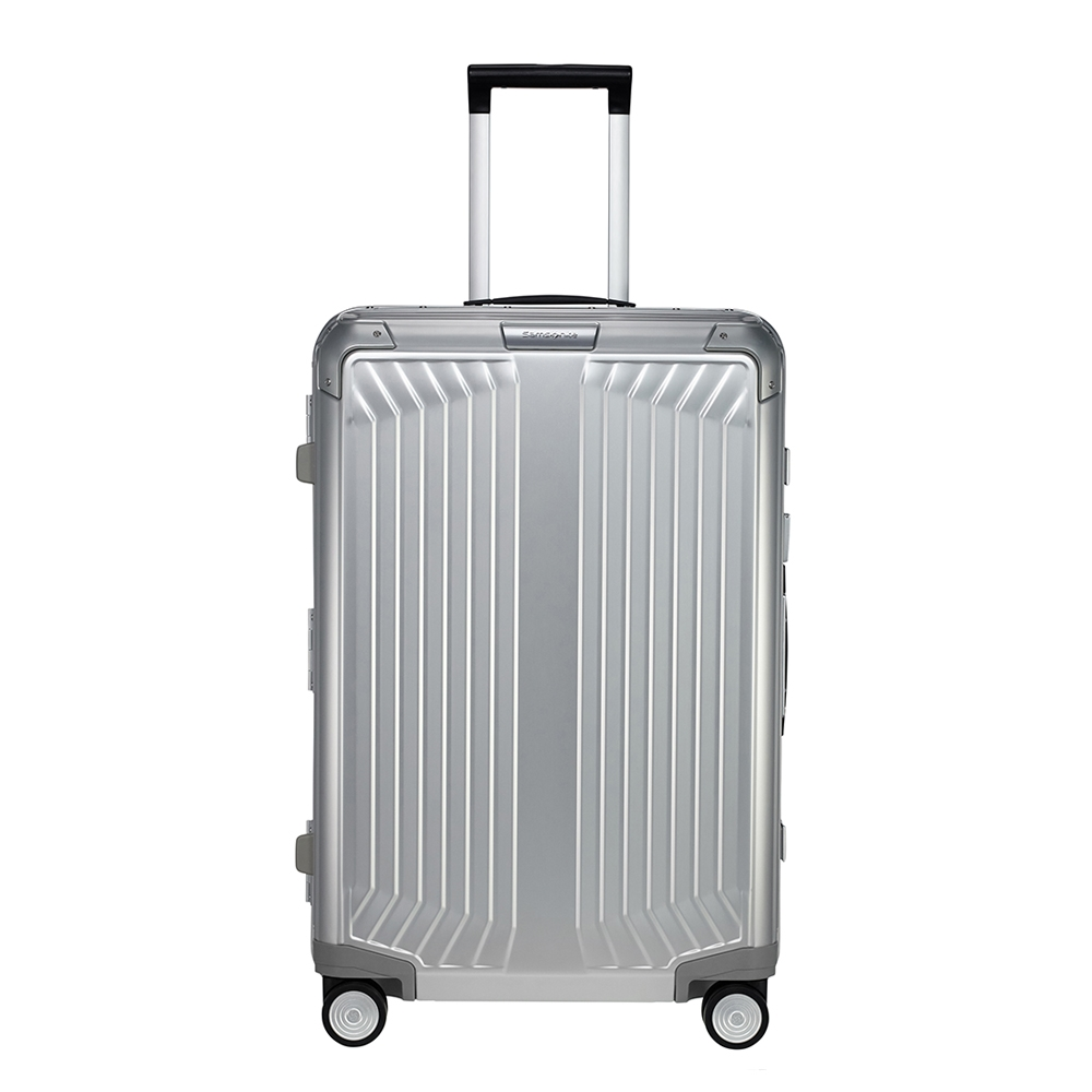 Samsonite Lite-Box Alu Spinner 69 aluminium Harde Koffer <br/></noscript><img class=