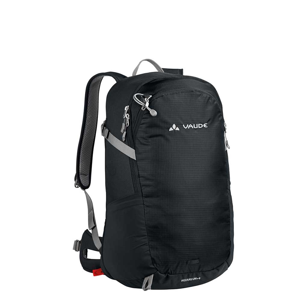 Vaude Wizard 18+4 Rugzak black backpack