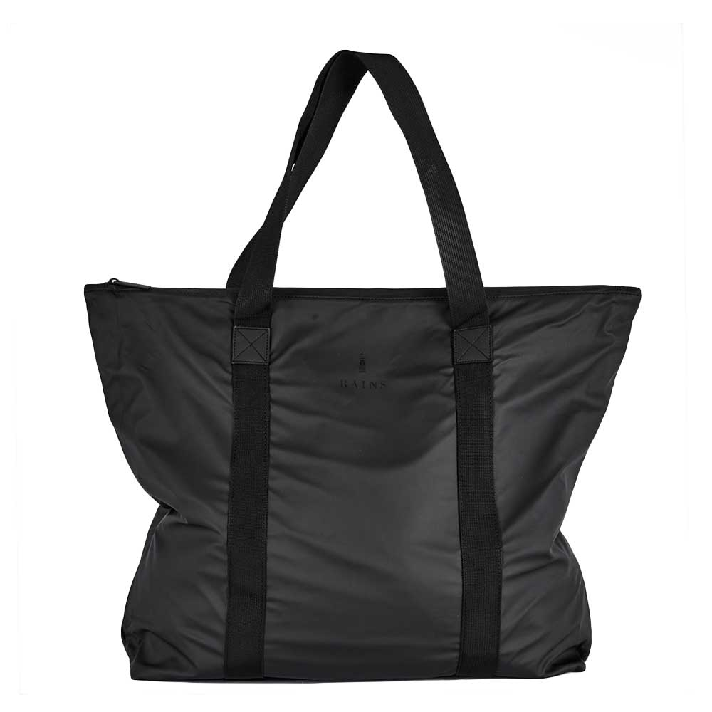 Rains Handtassen Tote Bag Zwart
