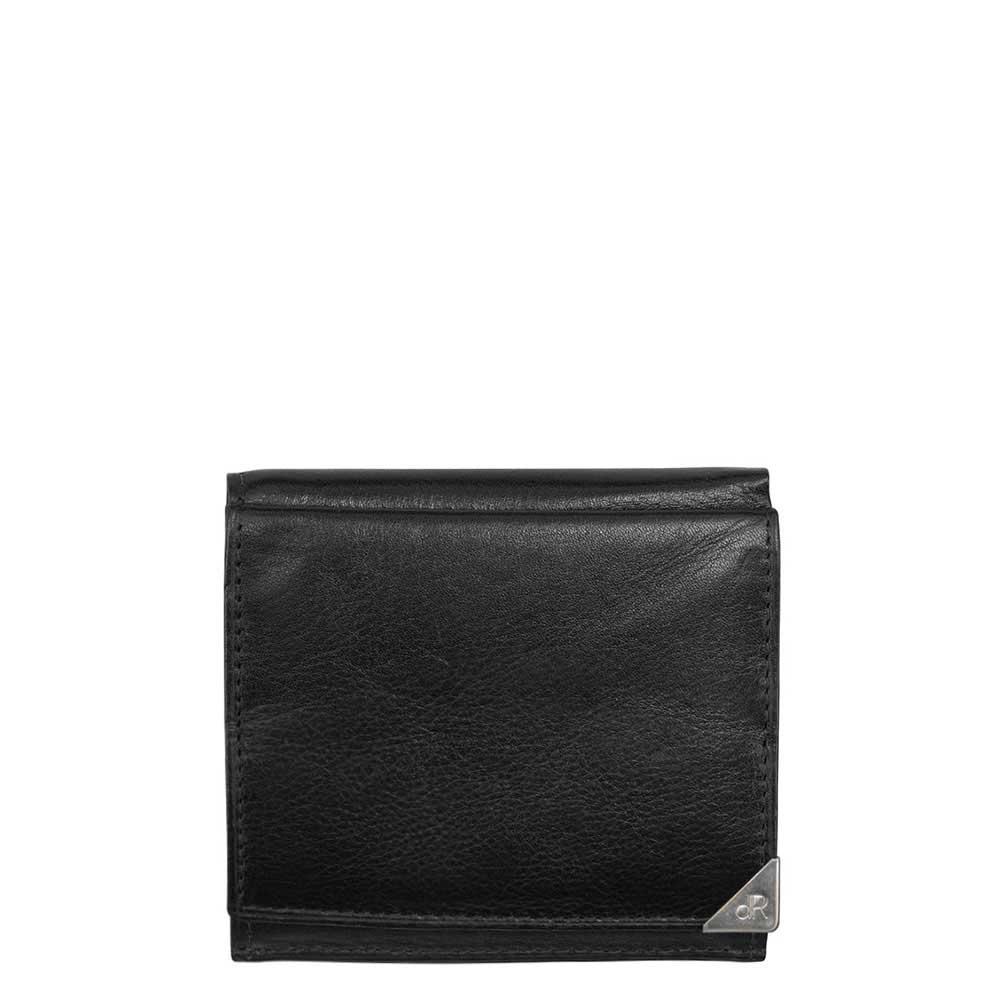 dR Amsterdam Toronto Billfold 6CC black2 Heren portemonnee