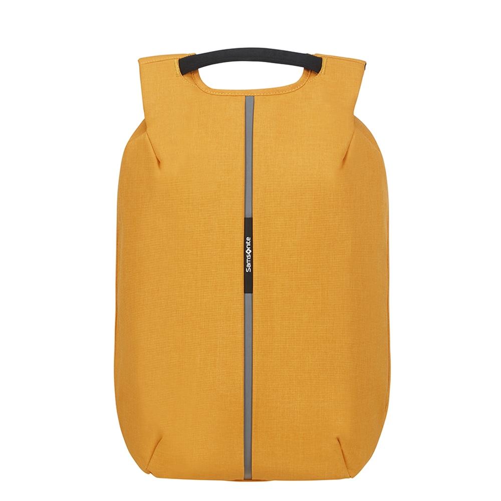 Samsonite Securipak Laptop Backpack 15.6'' sunset yellow backpack