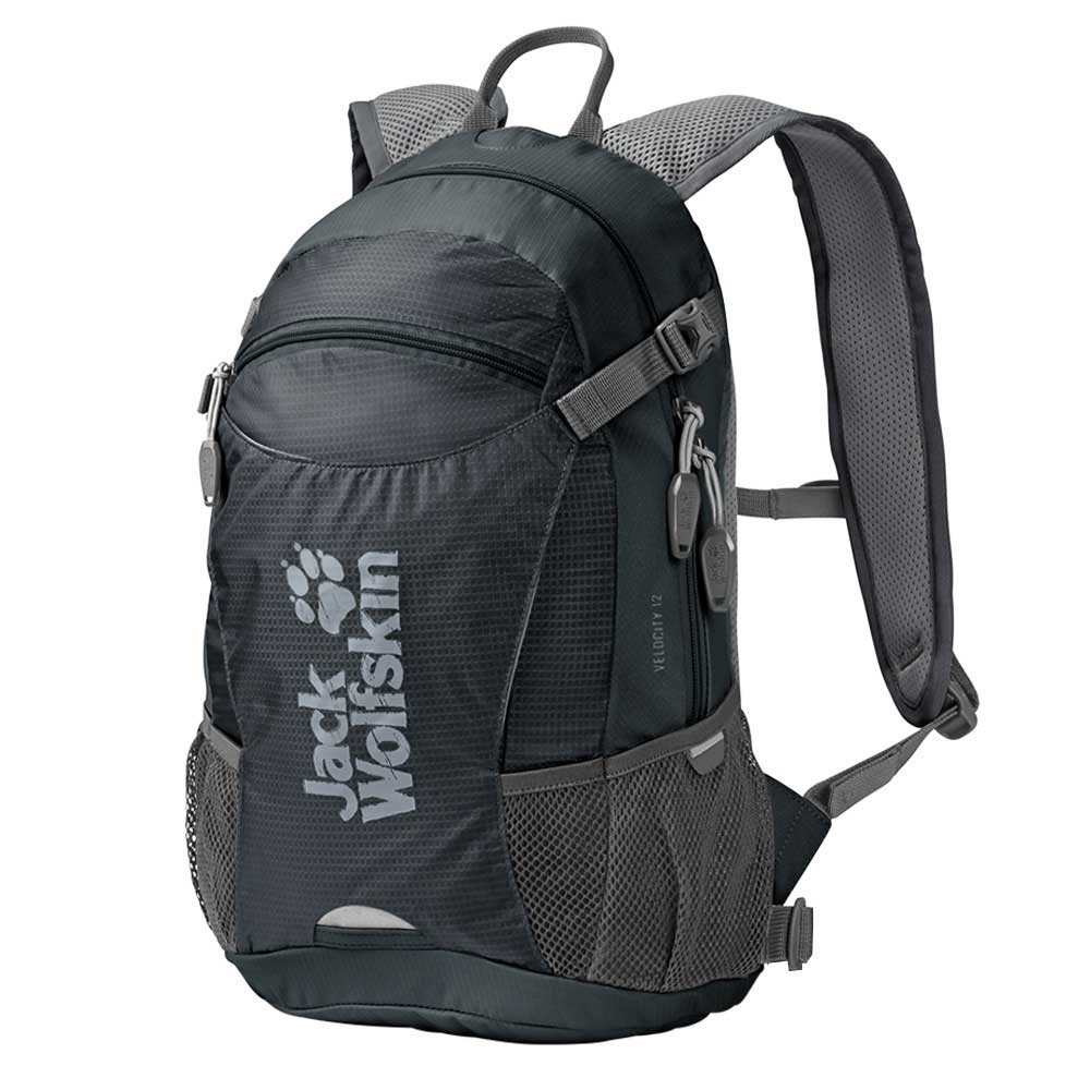 Jack Wolfskin Velocity 12 Rugzak ebony backpack
