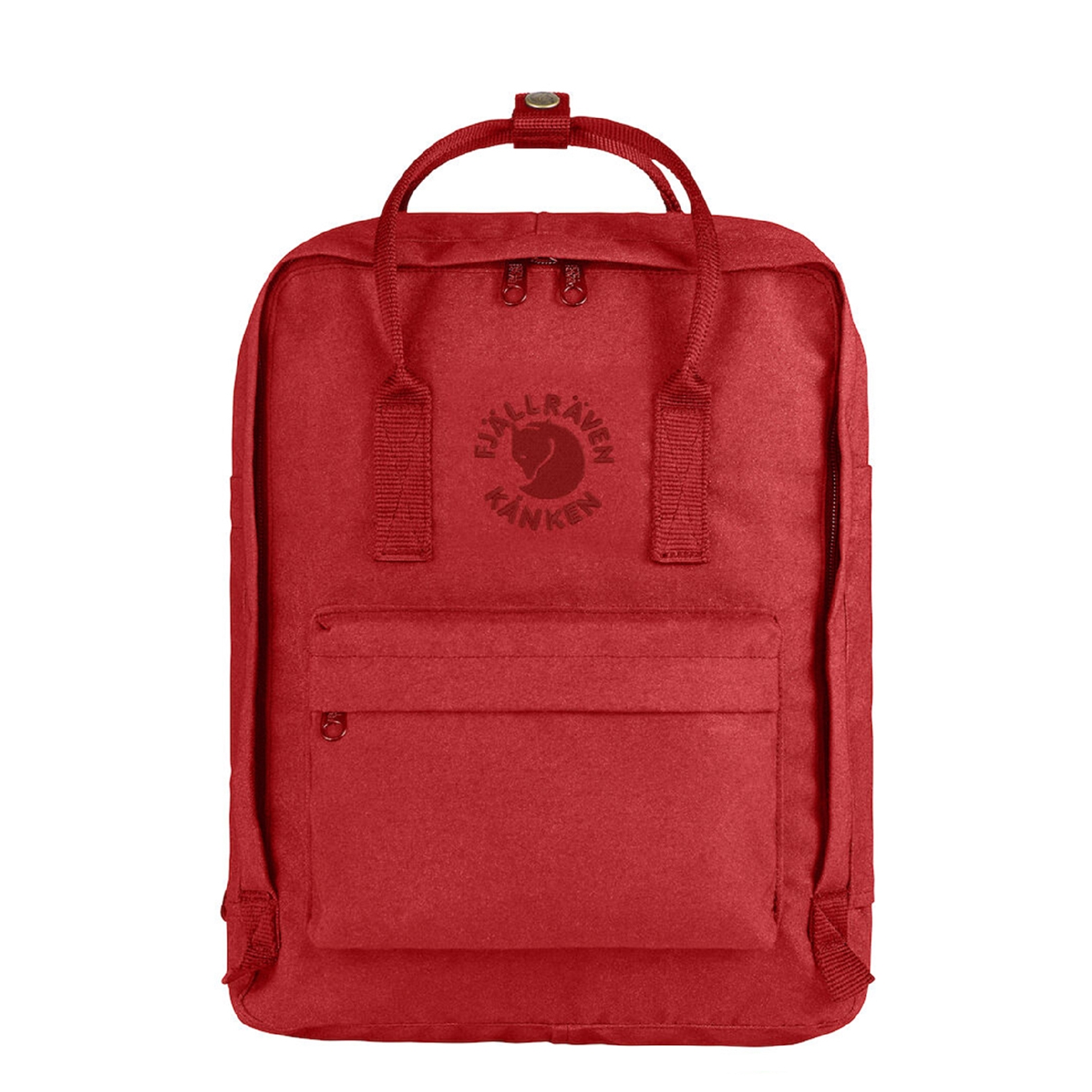 Fjallraven Re-Kanken Rugzak red