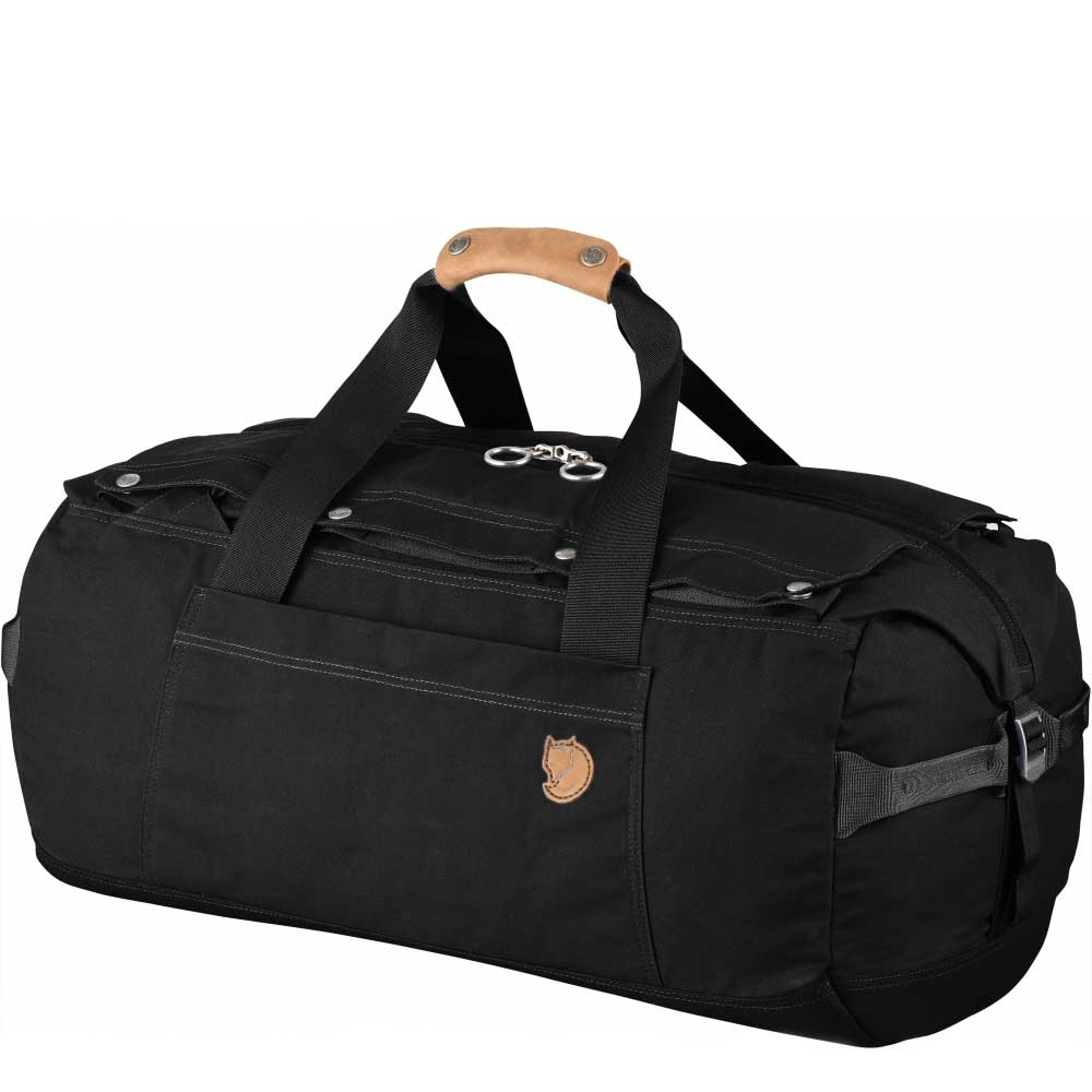 Fjallraven Duffel No.6 Large black - 1