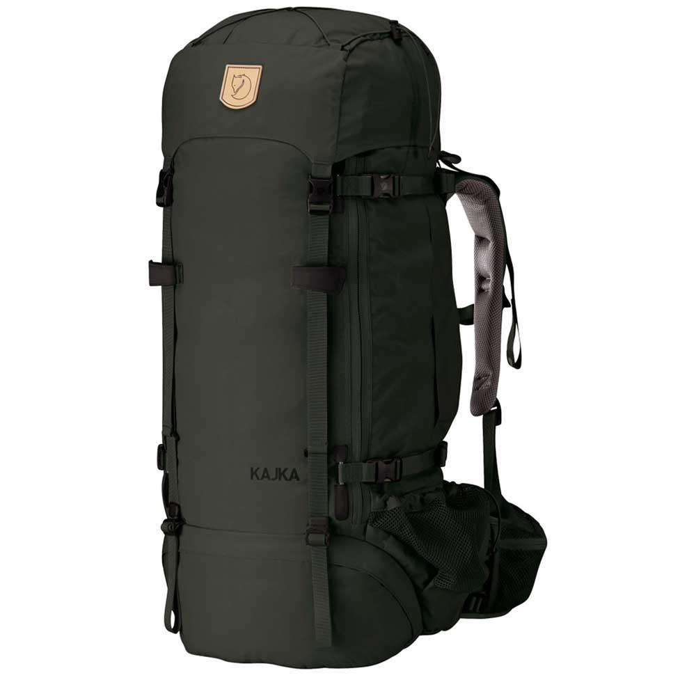 Fjallraven Kajka 55 W forest green backpack
