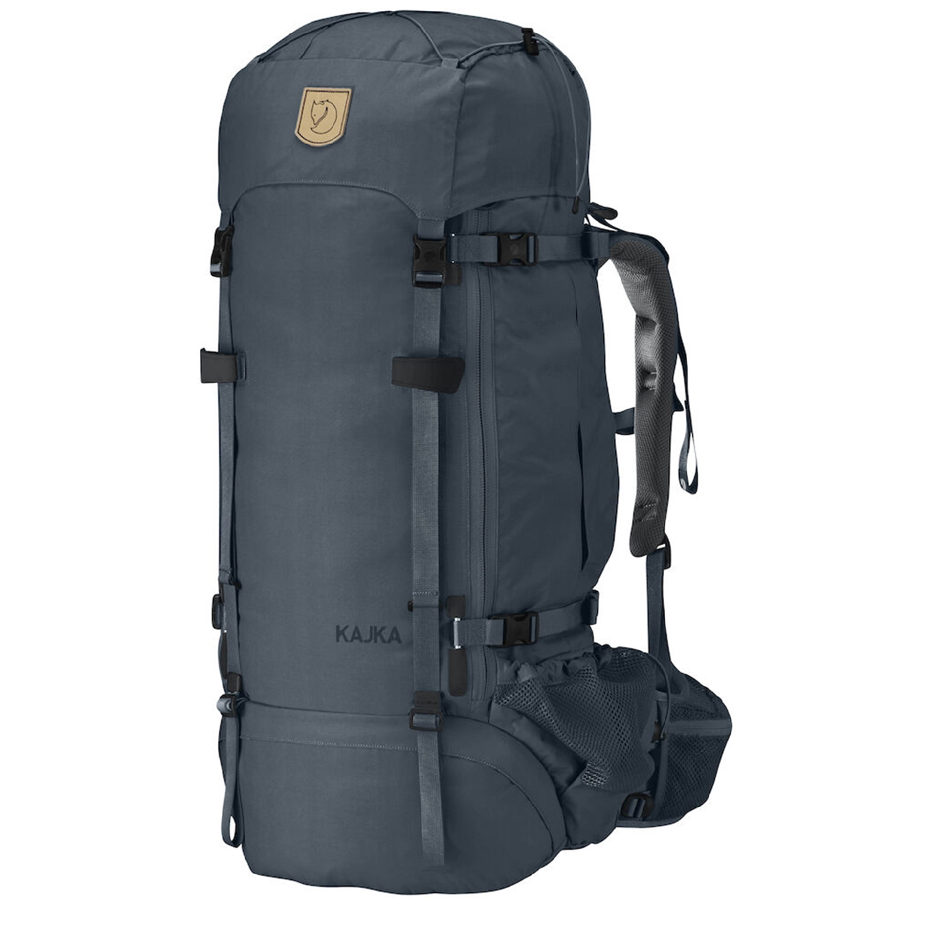 Fjallraven Kajka 75 graphite backpack