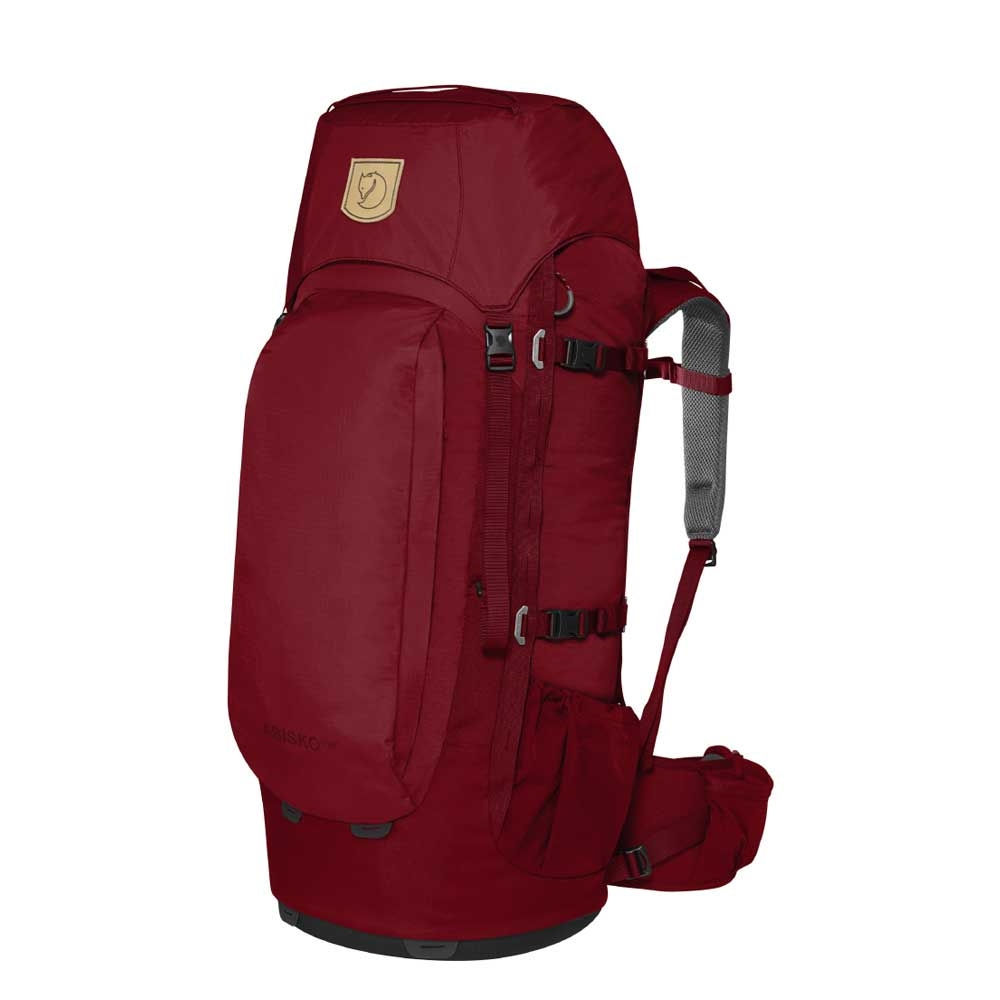 Fjallraven Abisko 55W redwood backpack <br/></noscript><img class=