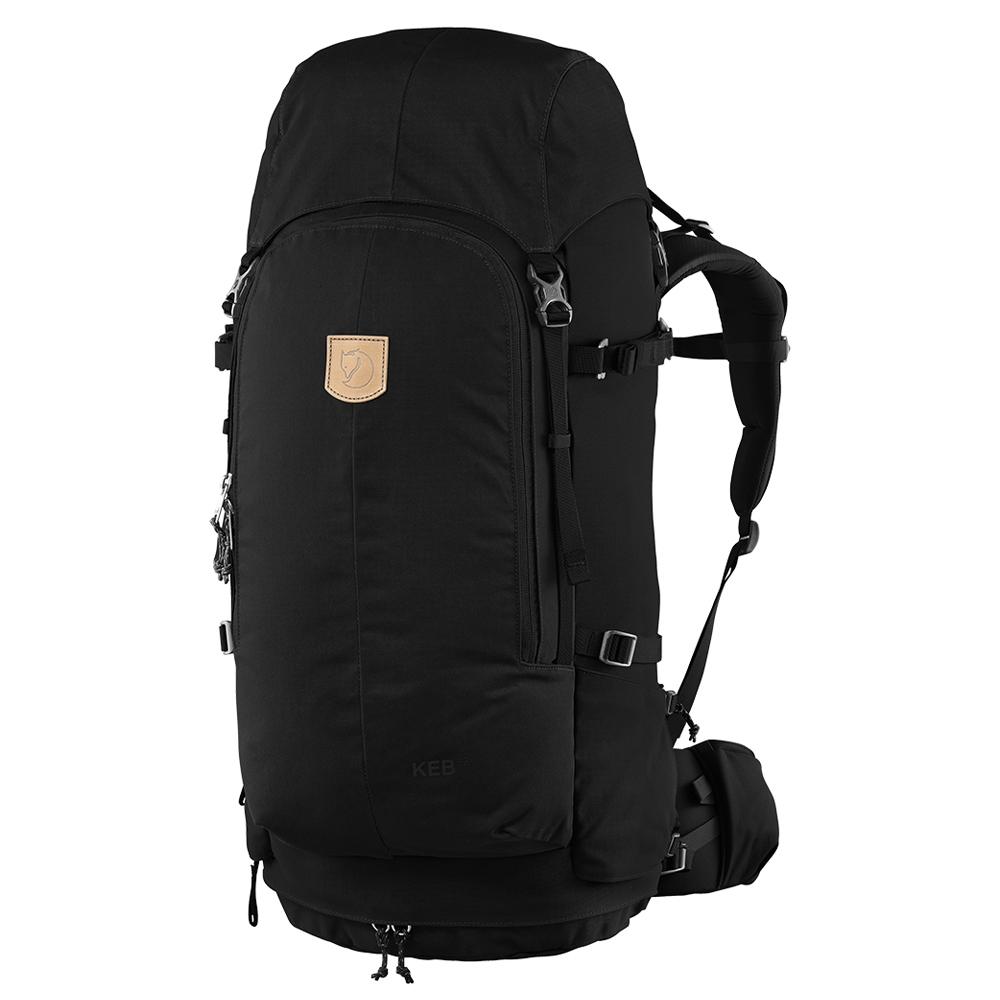 Fjallraven Keb 52 black black backpack <br/></noscript><img class=