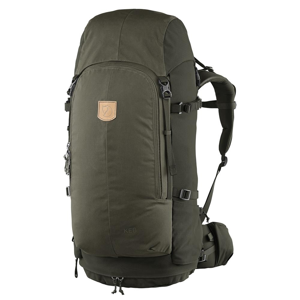 Fjallraven Keb 52 olive-deep forest backpack <br/>€ 299.00 <br/> <a href='https://tc.tradetracker.net/?c=15082&m=779702&a=107398&u=http%3A%2F%2Fwww.travelbags.nl%3A80%2Ffjallraven-keb-52-olive-deep-forest.html' target='_blank'>Bestellen</a>