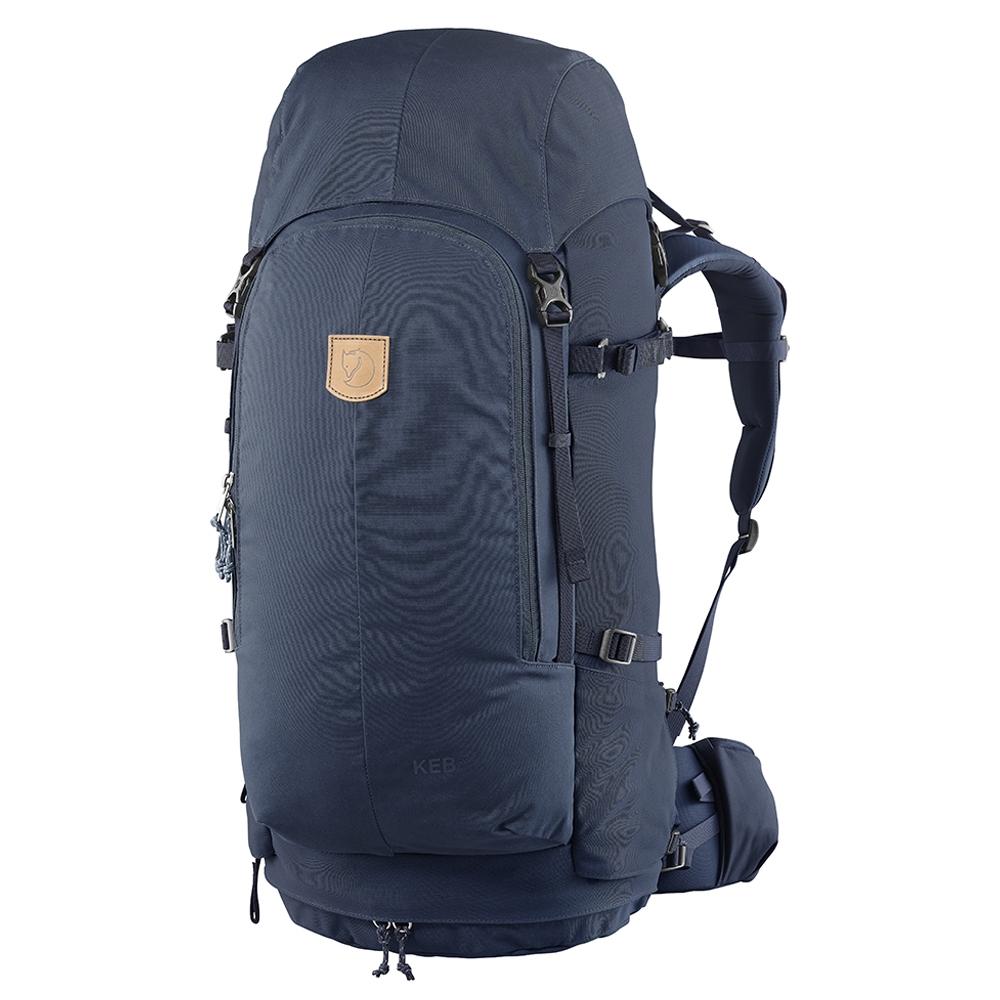 Fjallraven Keb 52 storm/dark navy backpack <br/></noscript><img class=