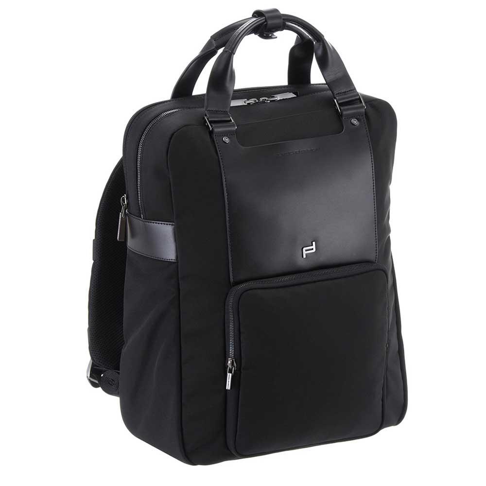 Porsche Design Shyrt Nylon Backpack black backpack
