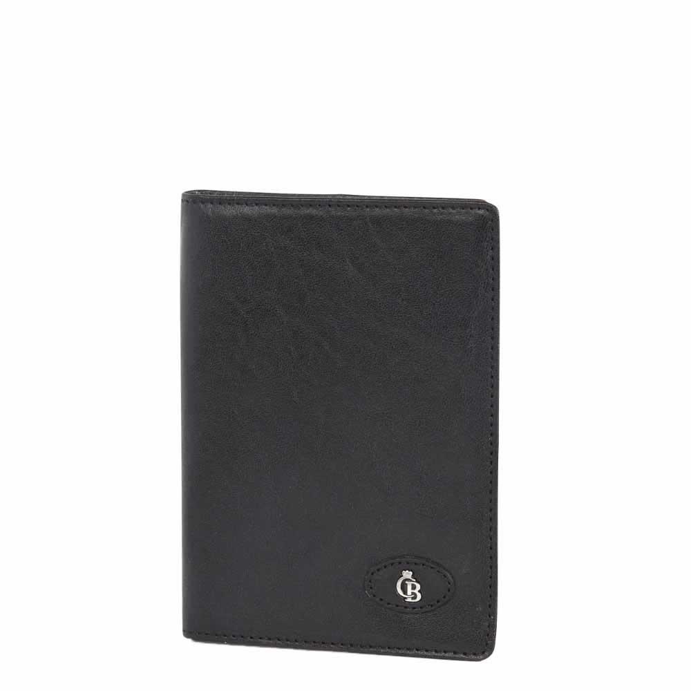 Castelijn & Beerens paspoorthouder Gaucho zwart