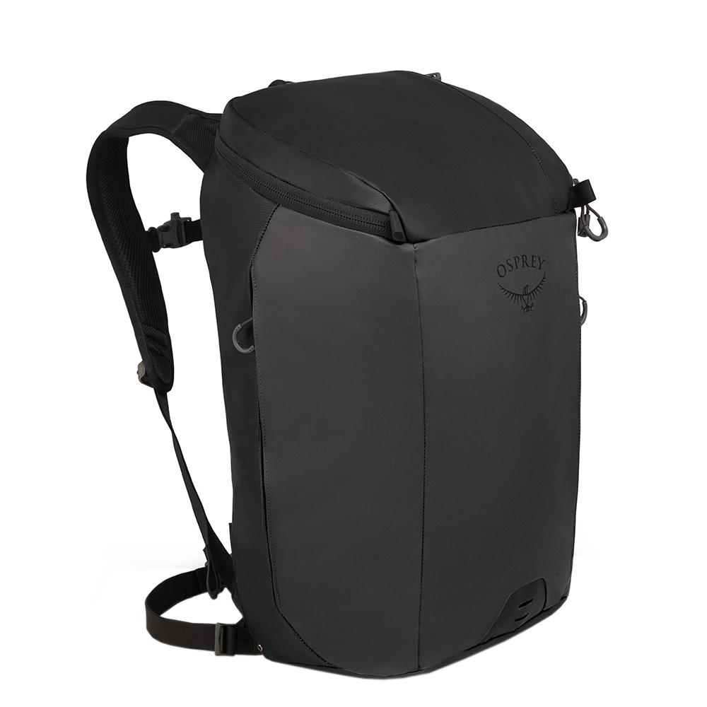 Osprey Transporter Zip black backpack