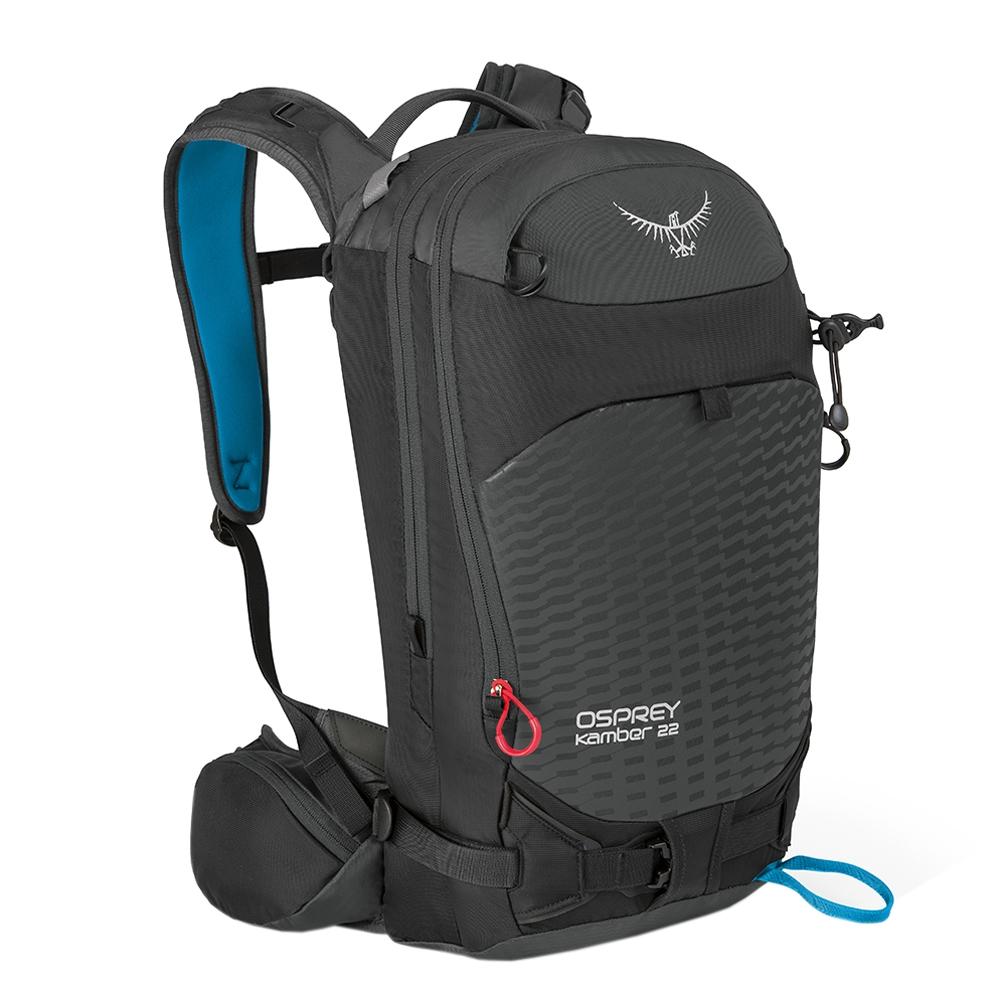 Osprey Kamber 22 M/L Backpack galactic black backpack