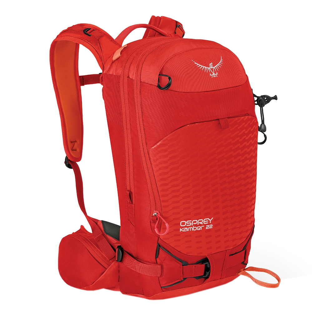 Osprey Kamber 22 M/L Backpack ripcord red backpack