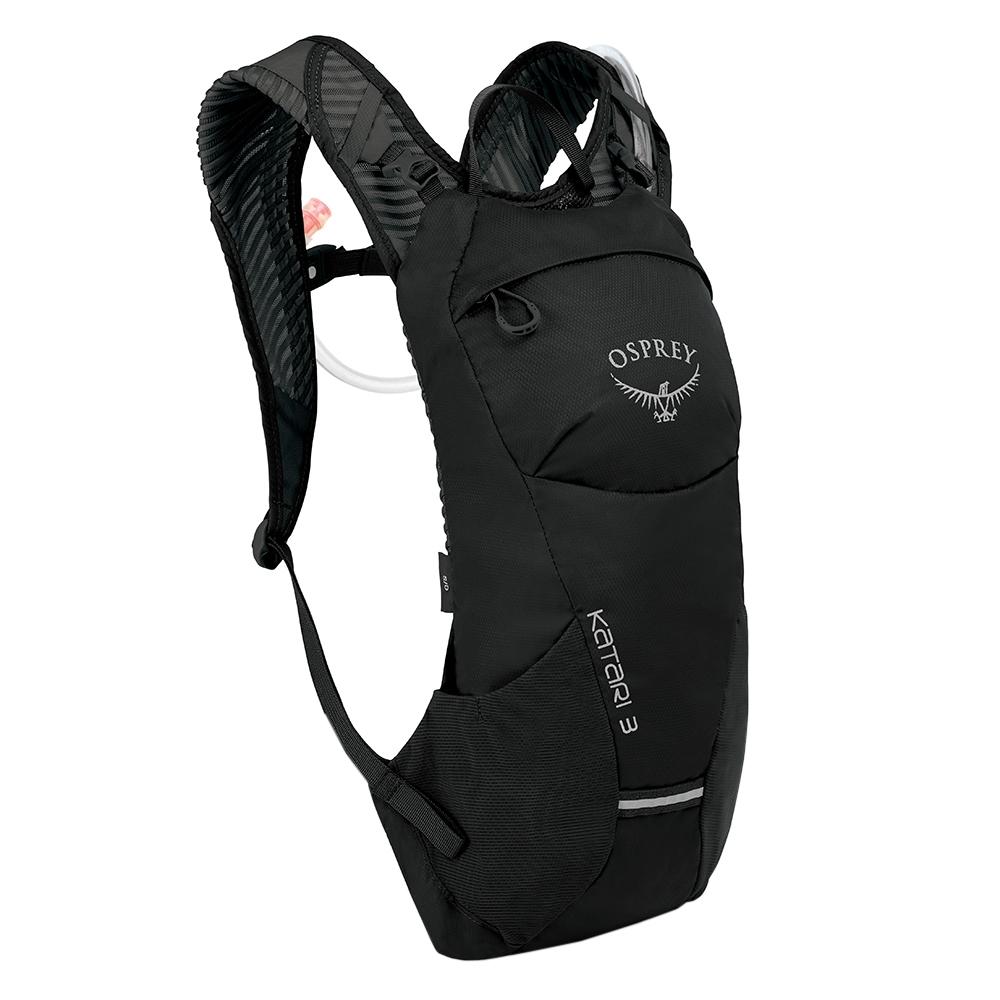 Osprey Katari Hydration Backpack 3L black backpack