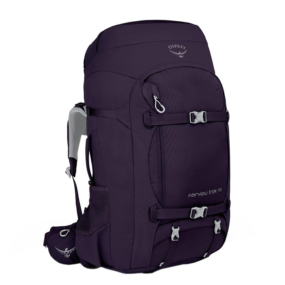 Osprey Fairview Trek 70 amulet purple backpack <br/></noscript><img class=