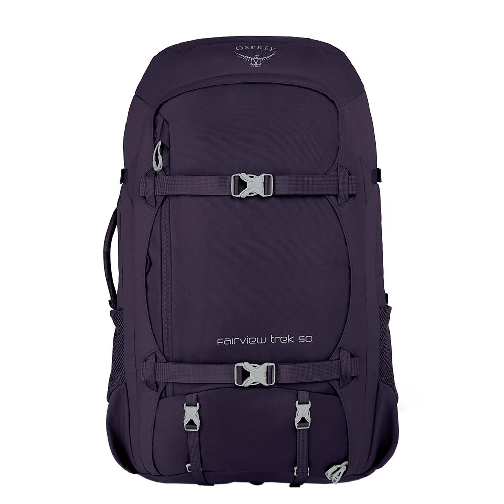 Osprey Fairview Trek 50 amulet purple backpack <br/></noscript><img class=