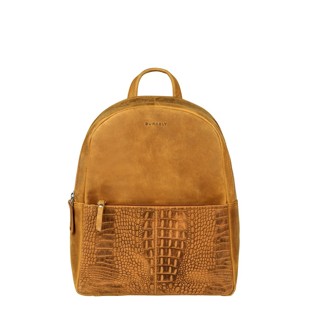 Burkely About Ally Backpack ochre yellow Damestas