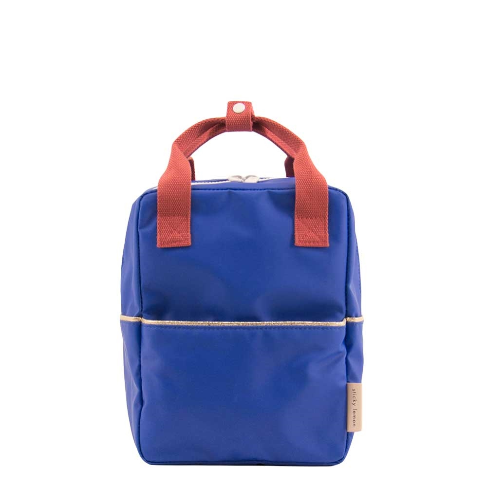 Sticky Lemon Original Backpack Small ink blue Kindertas
