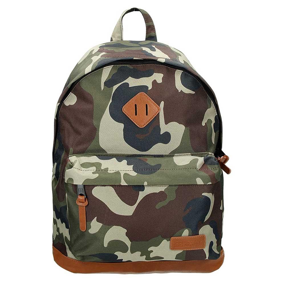 Enrico Benetti Montevideo Fortaleza iPad Rugzak camouflage backpack