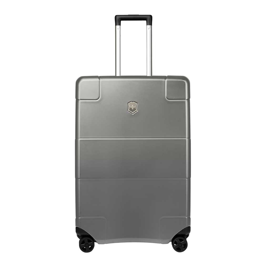 Victorinox Lexicon Trolley 68 titanium Harde Koffer <br/></noscript><img class=