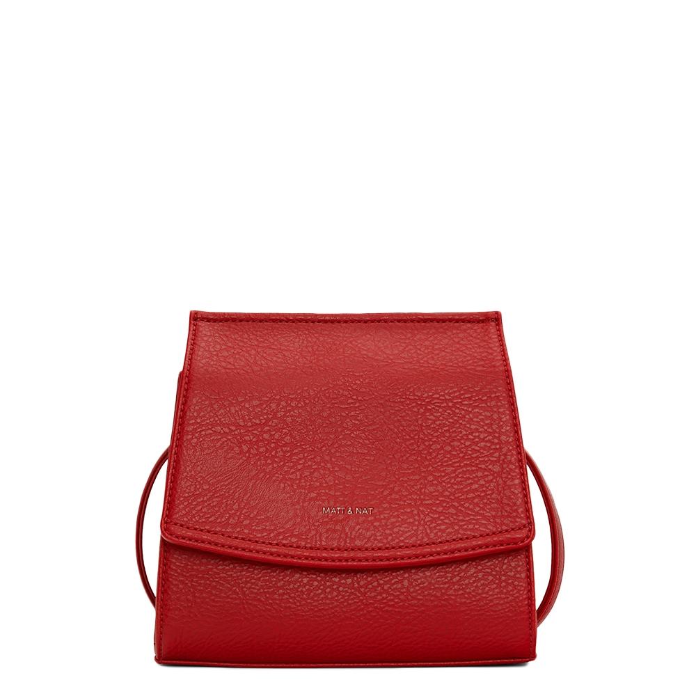 Matt & Nat Dwell Erika Crossbody Bag red Damestas