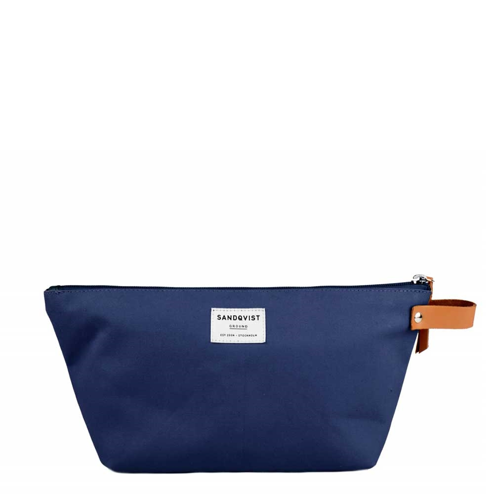 Sandqvist Cleo Wash Bag blue