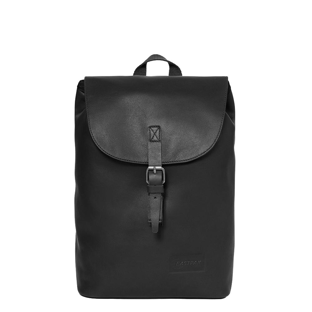 Eastpak Casyl Rugzak black ink leather