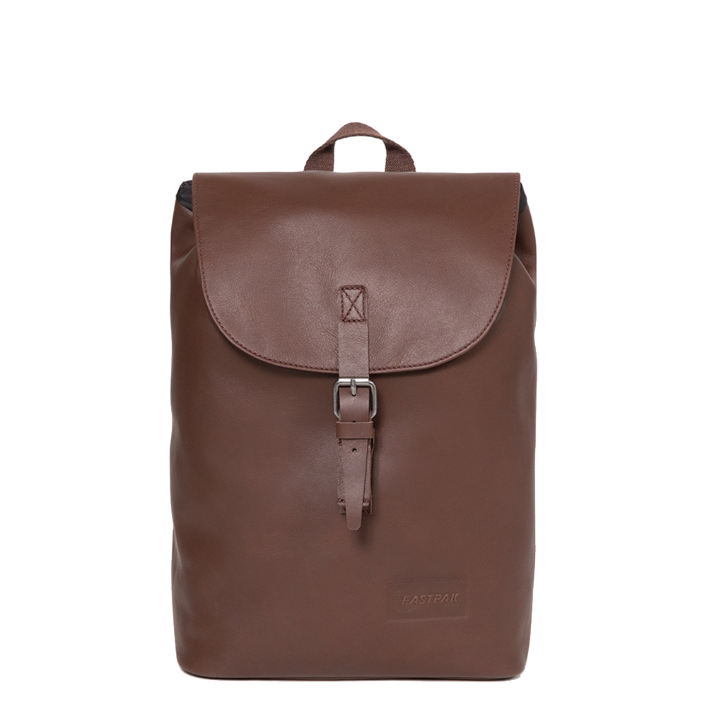 Eastpak Casyl Rugzak chestnut leather