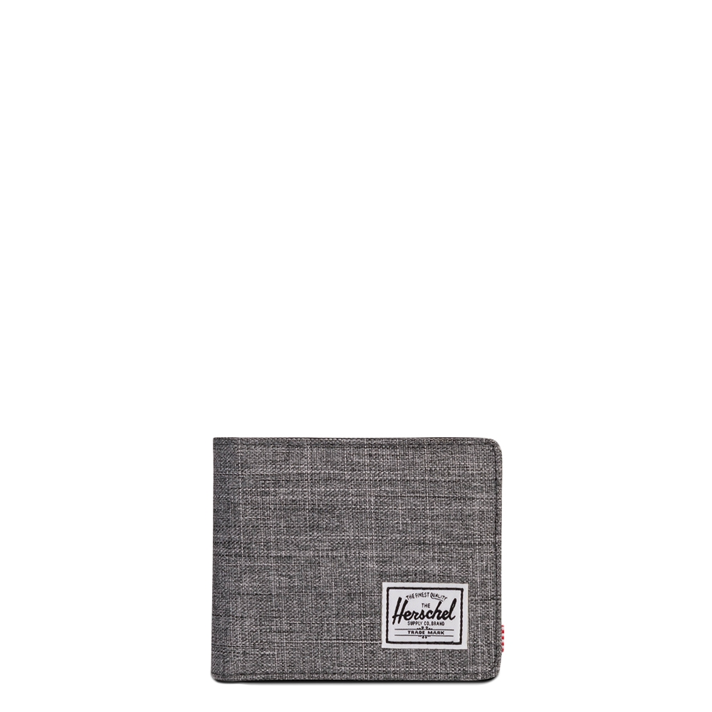 Herschel Supply Co. Hank Pashouder RFID raven crosshatch-black