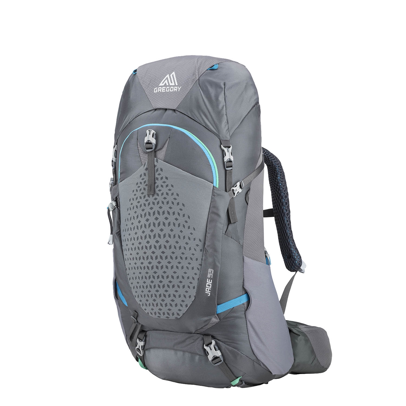 Gregory Jade 53L Backpack XS/S ethereal grey backpack <br/></noscript><img class=
