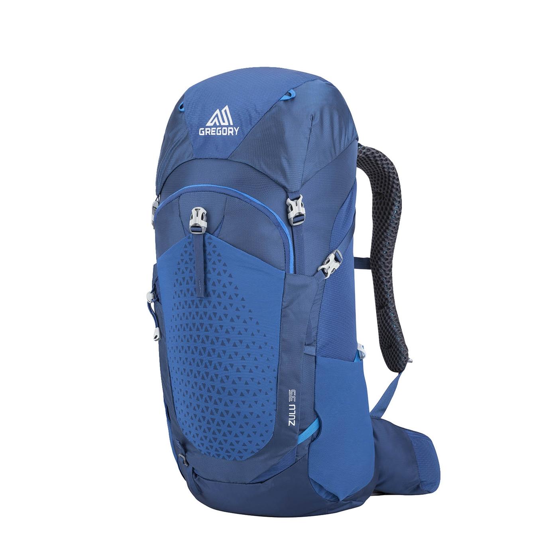 Gregory Zulu 40L Backpack M/L empire blue backpack