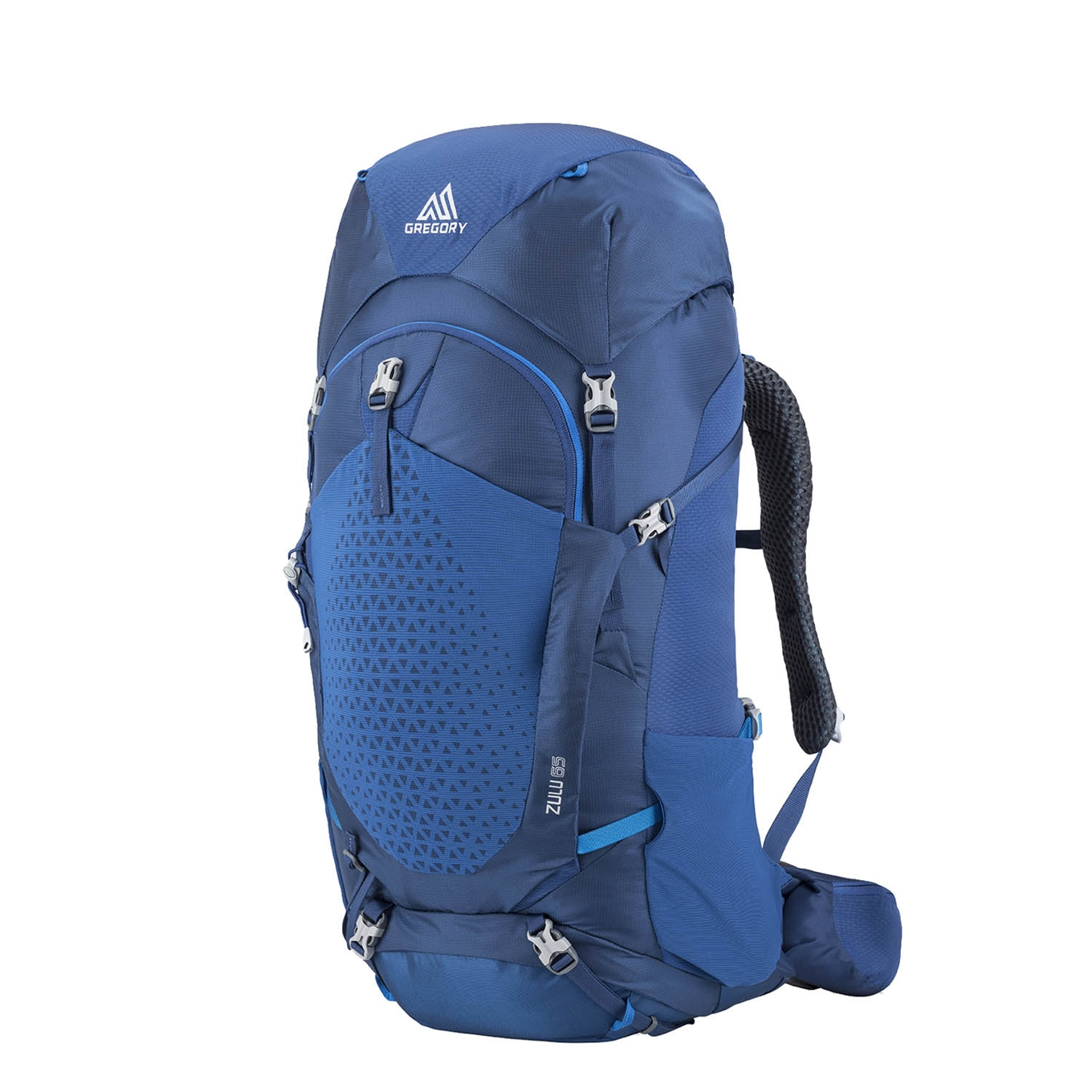 Gregory Zulu 65L Backpack M/L empire blue backpack <br/></noscript><img class=