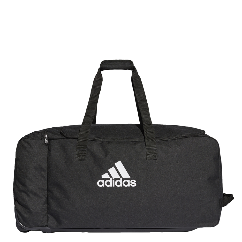 Adidas Football Tiro Wheeled Duffeltas XL black Reistas
