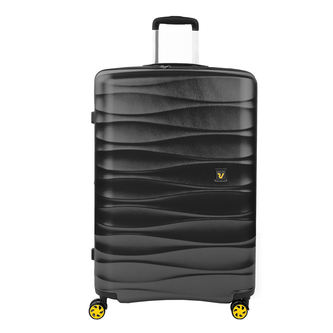 Roncato Stellar 4 Wiel Trolley Large 76 Expandable Antracite
