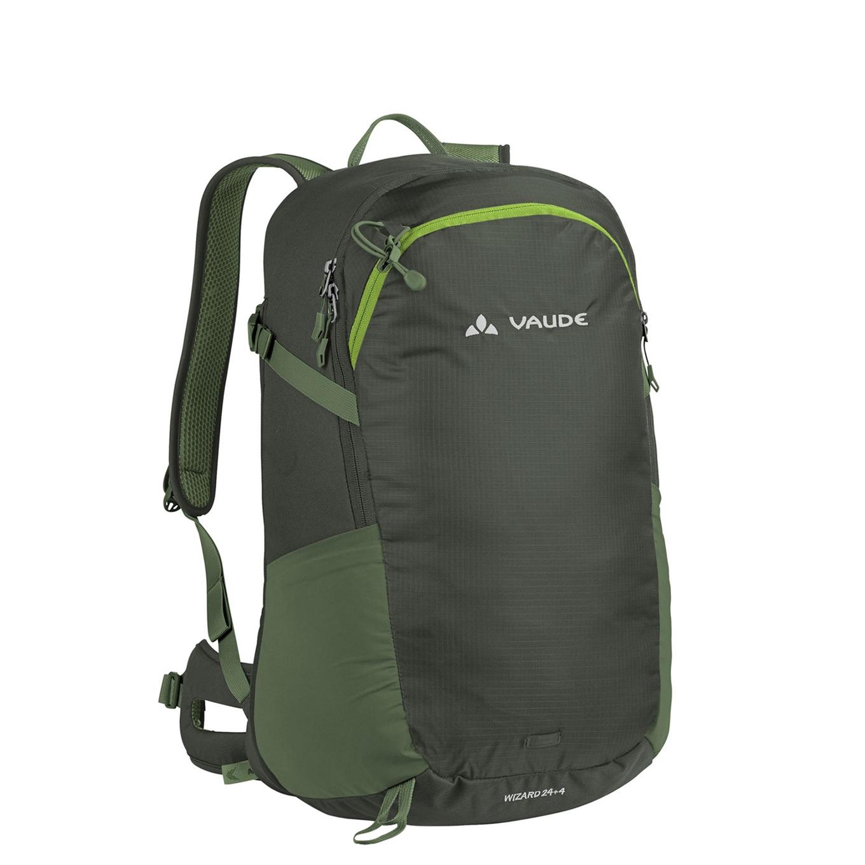 Vaude Wizard 24+4 Rugzak olive backpack