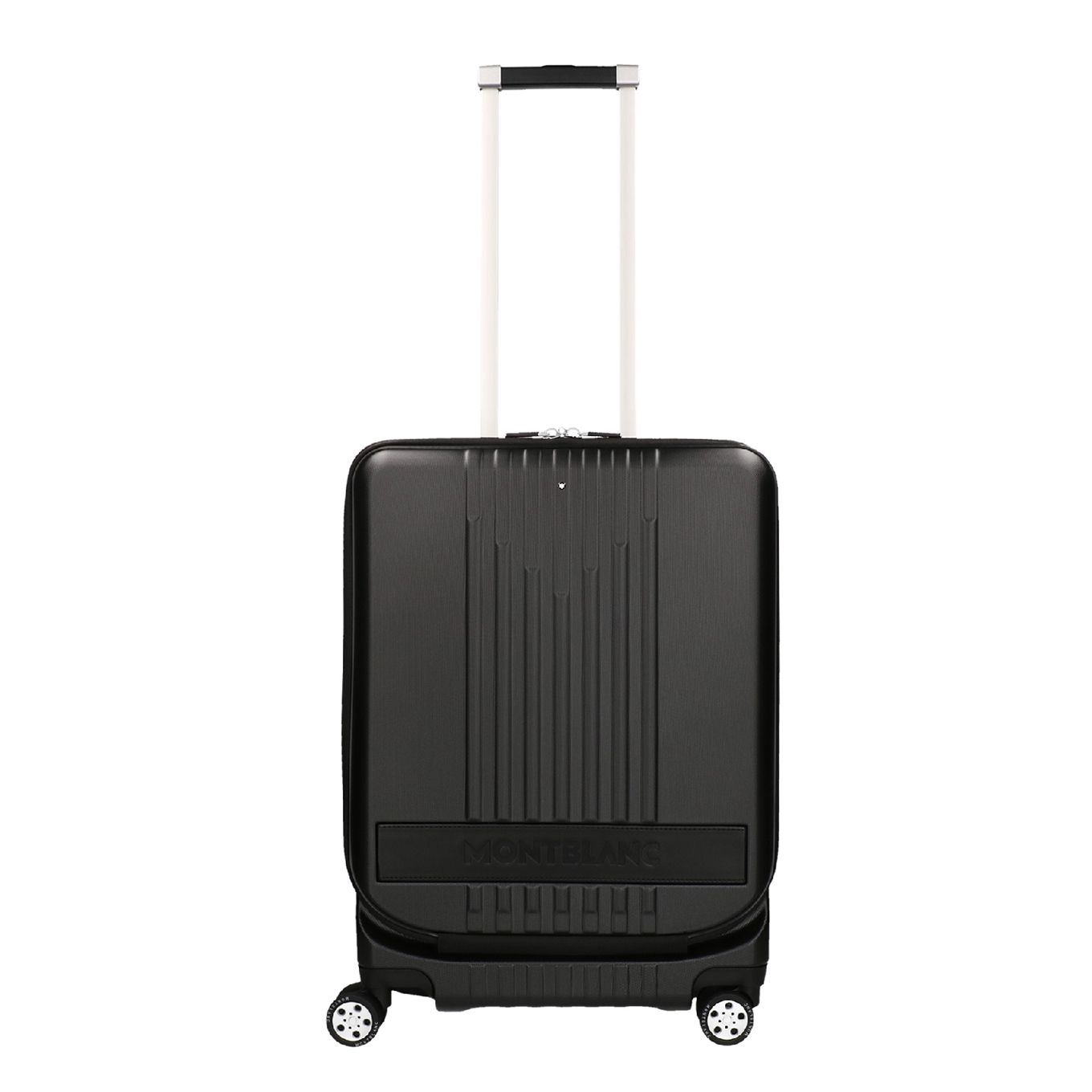 Montblanc MY4810 Trolley Cabin with Pocket black Harde Koffer <br/></noscript><img class=