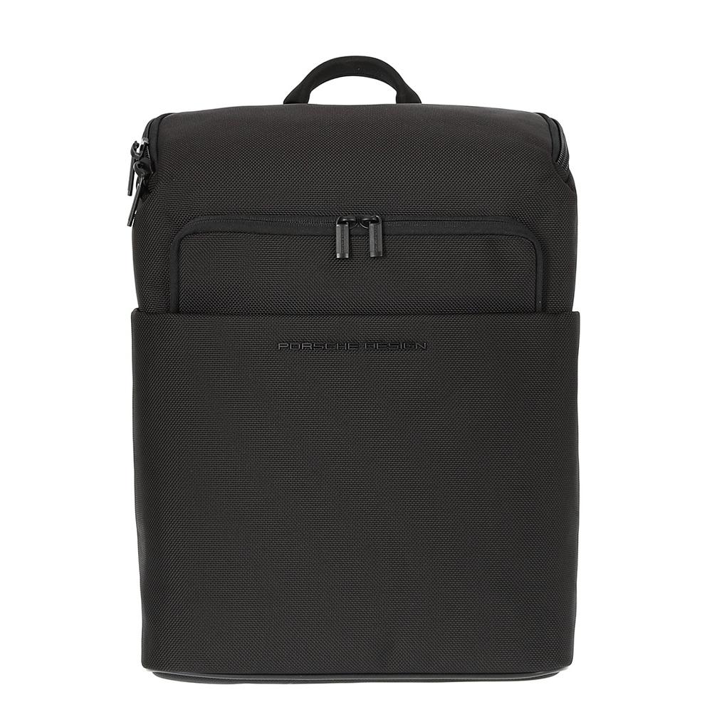 Porsche Design Roadster 4.0 Backpack SVZ black Rugzak <br/>€ 249.00 <br/> <a href='https://tc.tradetracker.net/?c=15082&m=779702&a=107398&u=http%3A%2F%2Fwww.travelbags.nl%3A80%2Fporsche-design-roadster-4-0-backpack-svz-black.html' target='_blank'>Bestellen</a>