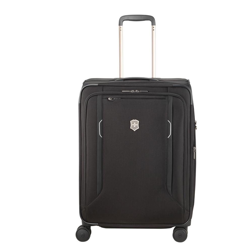 Victorinox Werks Traveler 6.0 Softside Medium Case black Zachte koffer <br/></noscript><img class=