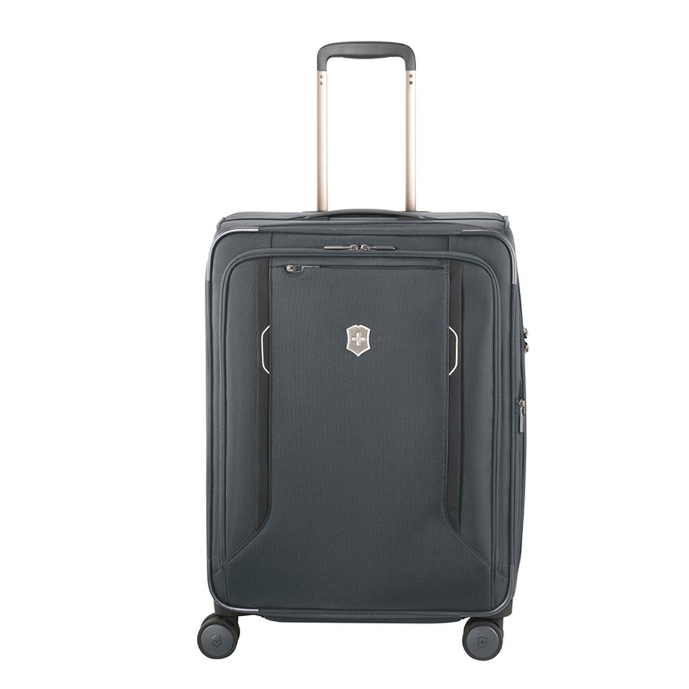 Victorinox Werks Traveler 6.0 Softside Medium Case grey Zachte koffer <br/></noscript><img class=
