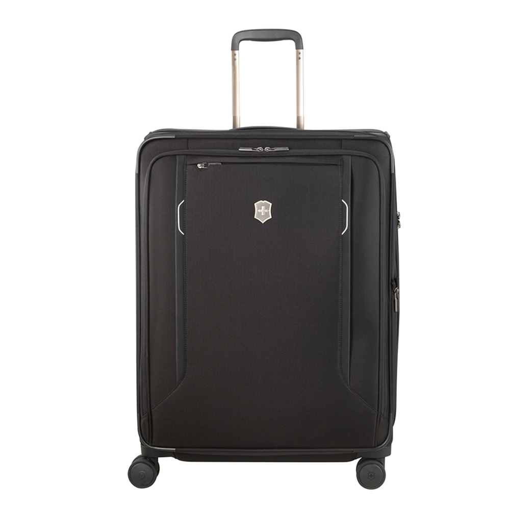 Victorinox Werks Traveler 6.0 Softside Large Case black Zachte koffer <br/></noscript><img class=