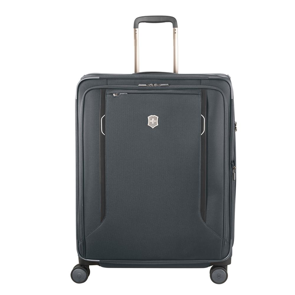Victorinox Werks Traveler 6.0 Softside Large Case grey Zachte koffer <br/></noscript><img class=