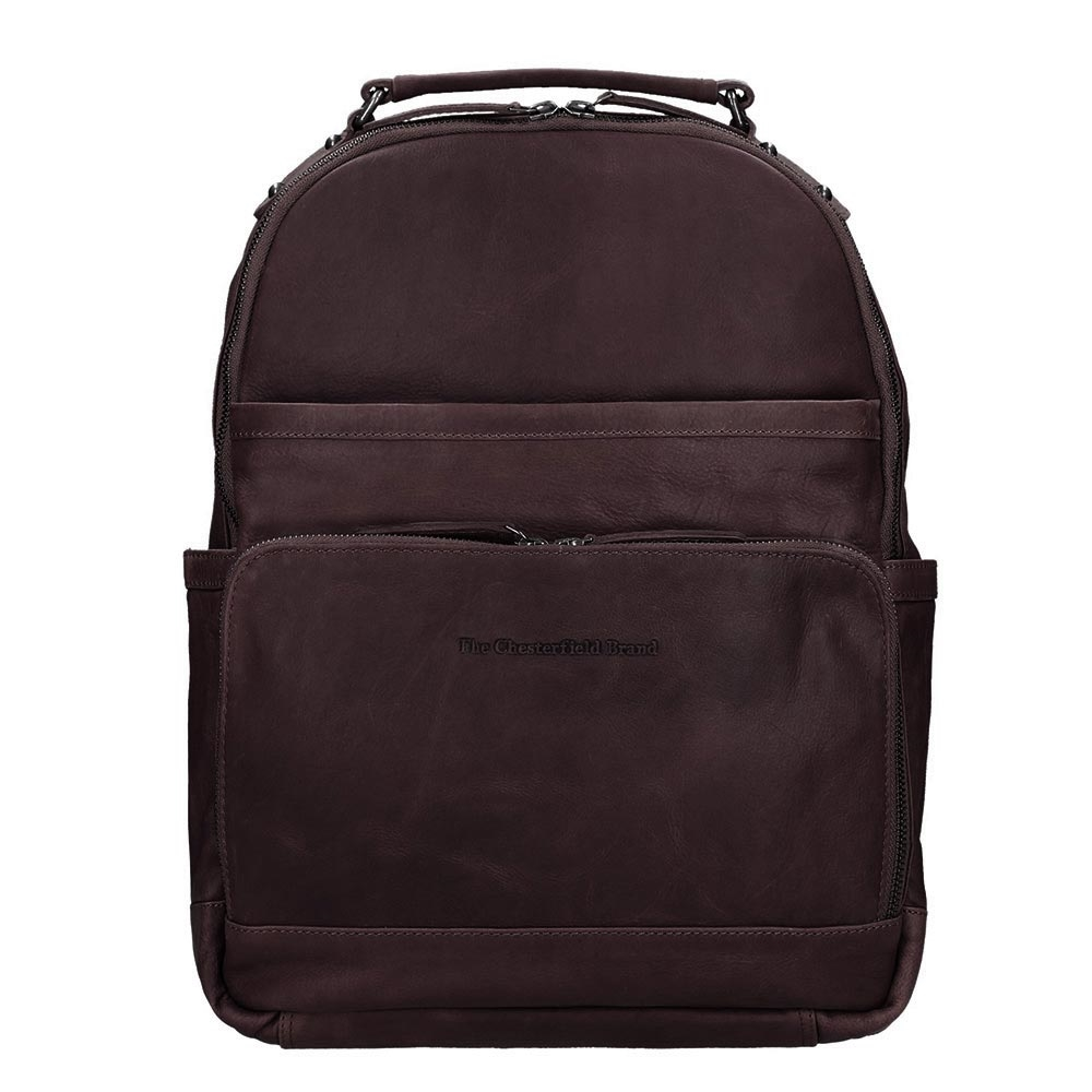 The Chesterfield Brand Austin Backpack brown backpack