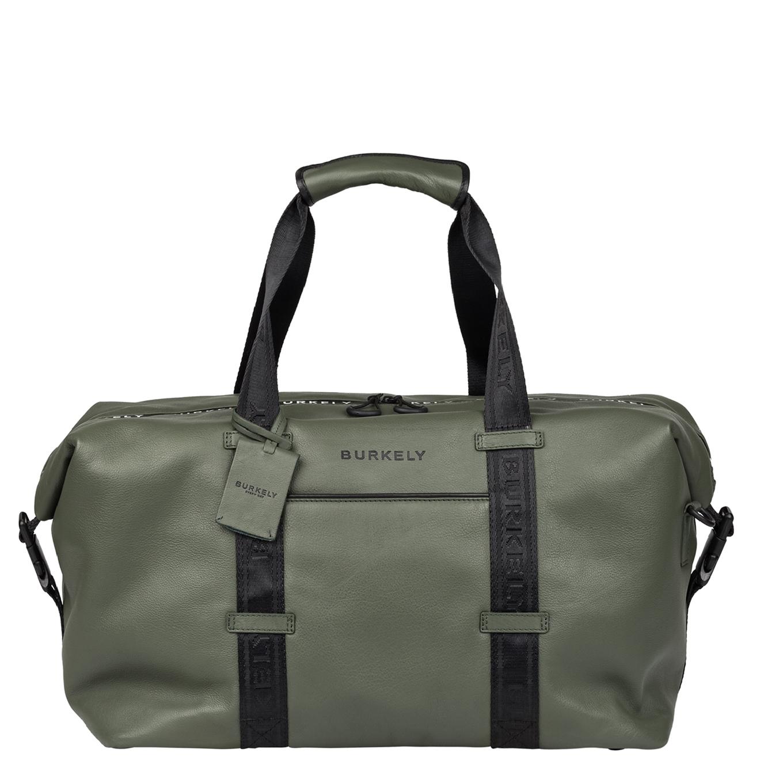 Burkely Rebel Reese duffelbag green Weekendtas <br/></noscript><img class=