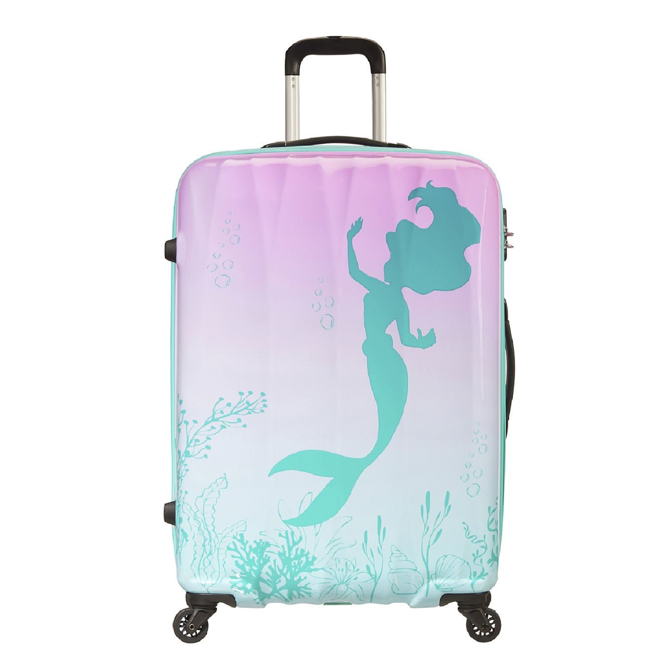 American Tourister Disney Legends Spinner 75 Alfatwist the little mermaid Harde Koffer