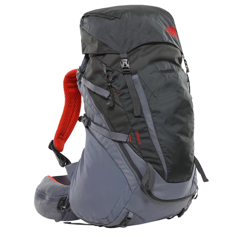 The North Face Terra 65 Backpack S/M grisaille grey / asphalt grey backpack