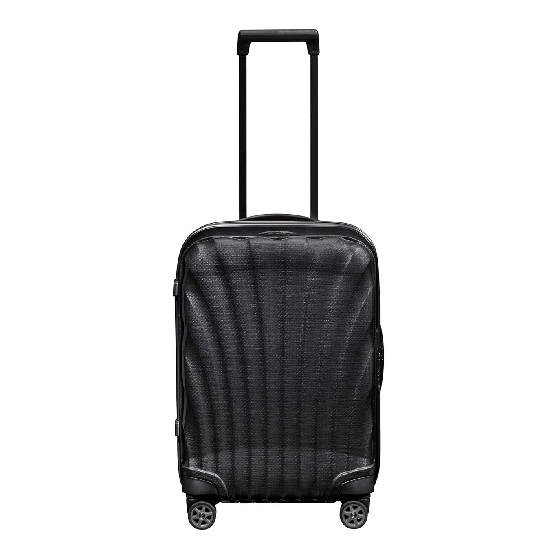 Samsonite C-Lite Spinner 55 black Harde Koffer <br/></noscript><img class=
