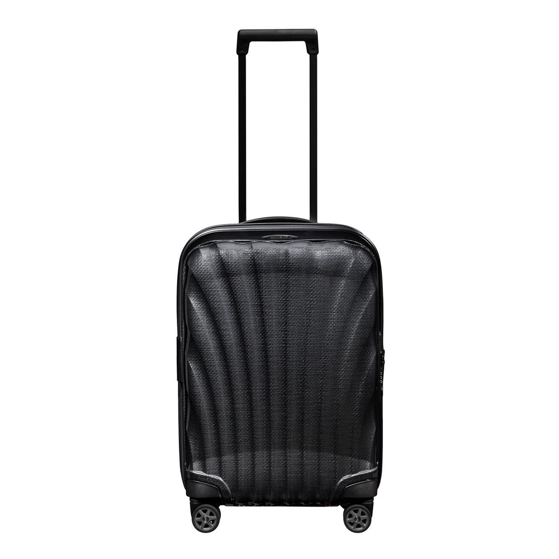 Samsonite C-Lite Spinner 55 Exp black Harde Koffer <br/></noscript><img class=